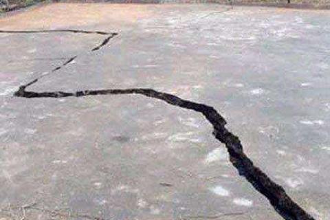 如何快速修补混凝土裂缝