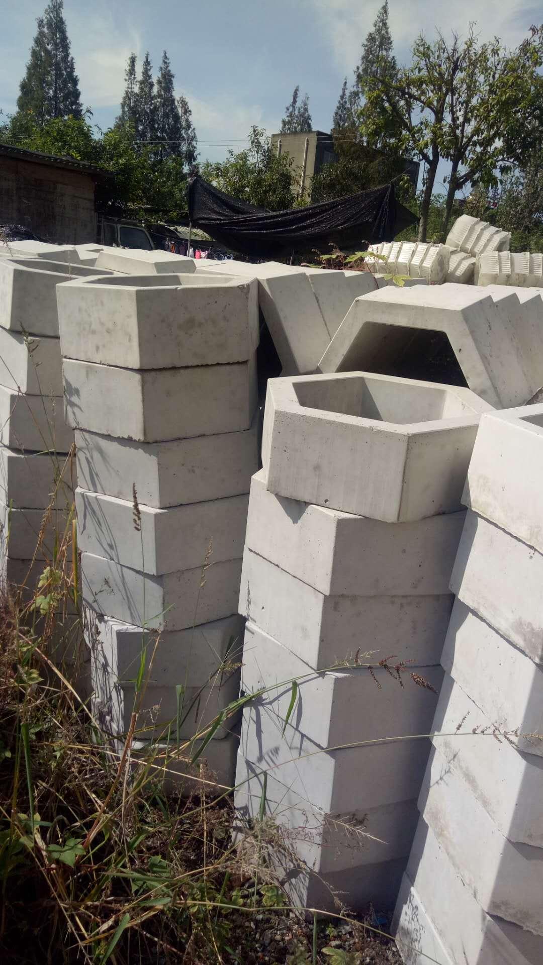 混凝土六棱磚