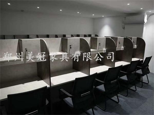 湖北共享自习室隔断桌