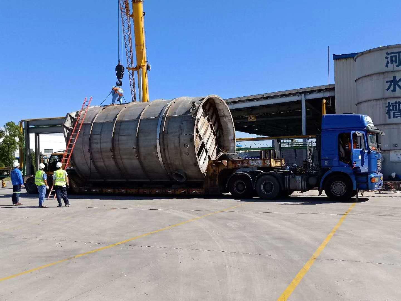 大型罐体容器运输
