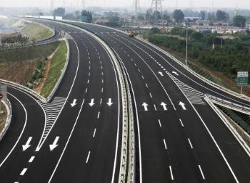 哈尔滨道路划线