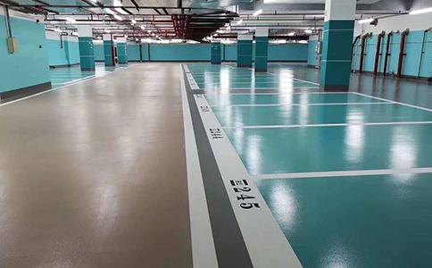 水性聚氨酯地坪漆施工注意事项