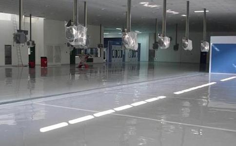 工厂固化地坪施工