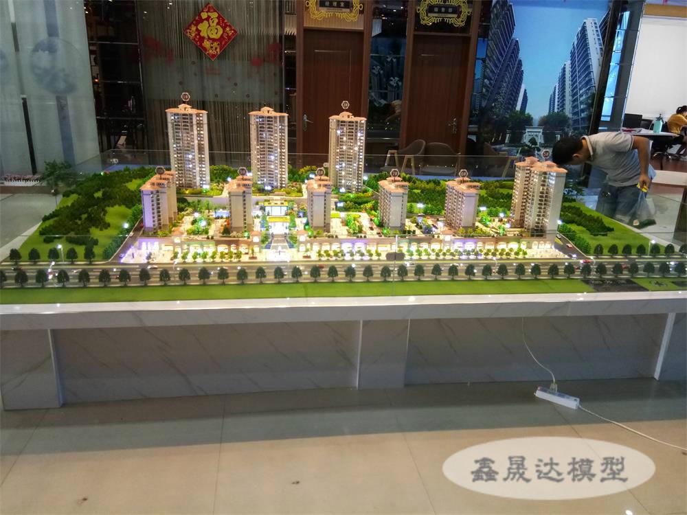 南寧建筑模型制作公司