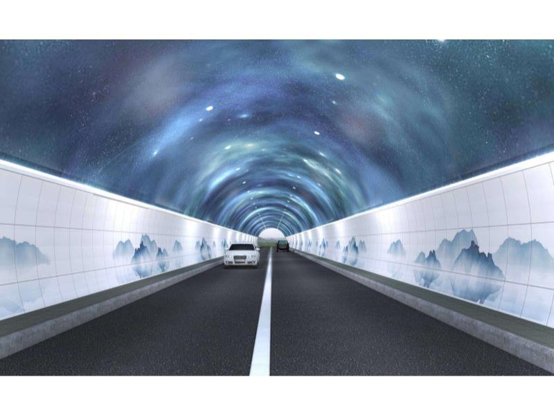 隧道水性防火夜光涂料