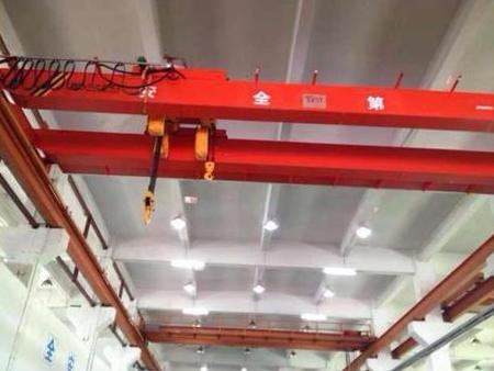 LH电动葫芦单梁起重机