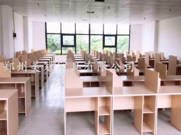 山西共享自習室屏風桌