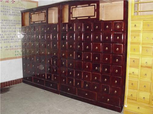 三门峡药店中药柜