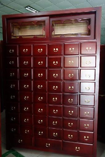 鄭州藥店中藥柜