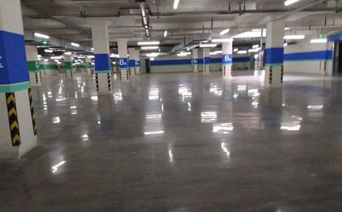 上海固化地坪厂家