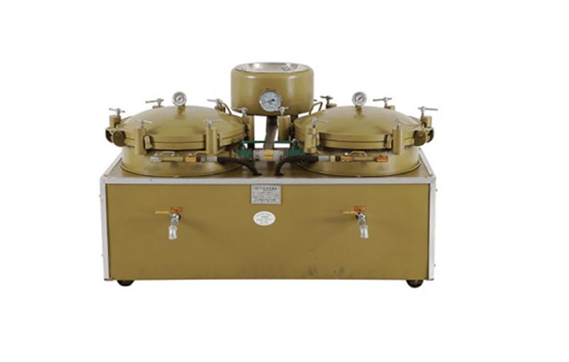 双罐气压滤油机
