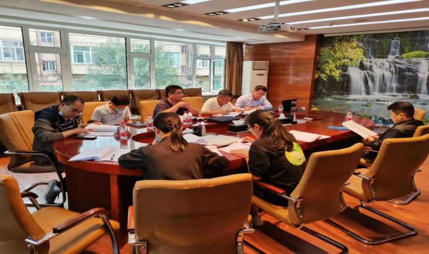 2020年黑龙江省矿产资源年报项目通过初稿评审