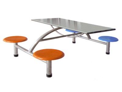 三门峡不锈钢餐桌椅