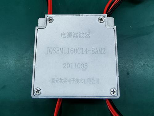 电源滤波器JQSEMI160C14-8AM2