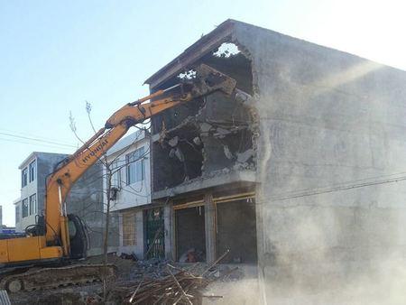 沈陽房屋建筑拆除