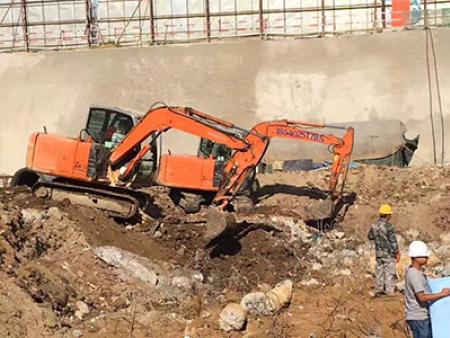 沈阳土石方工程