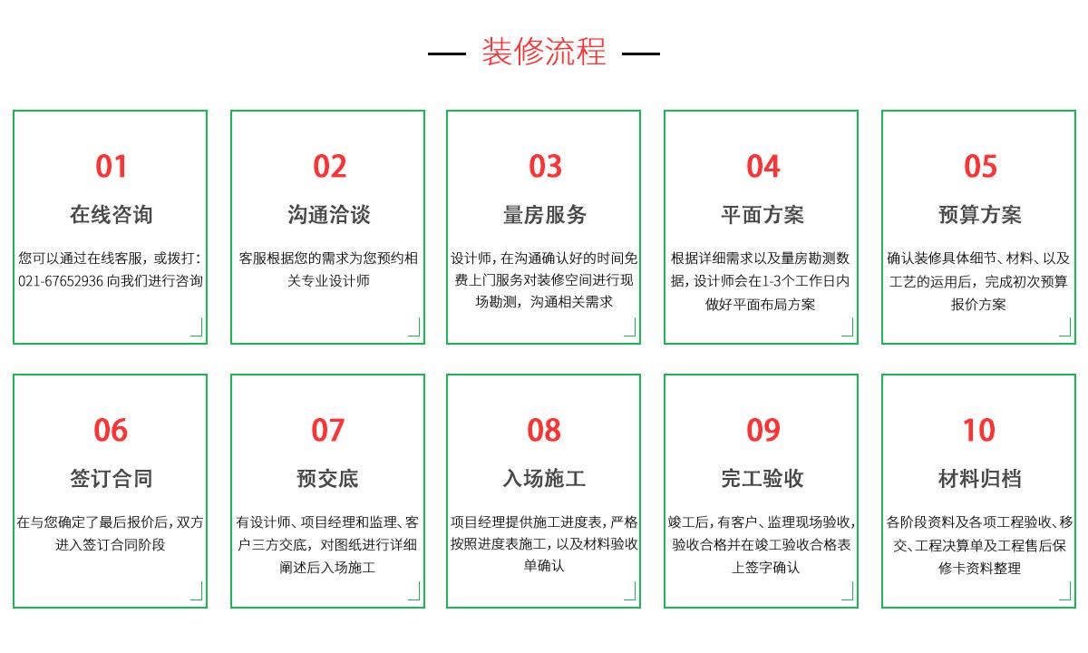 上海厂房装修公司