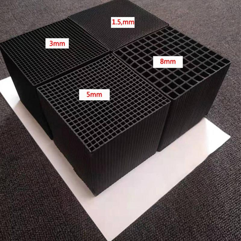 防水蜂窝活性炭