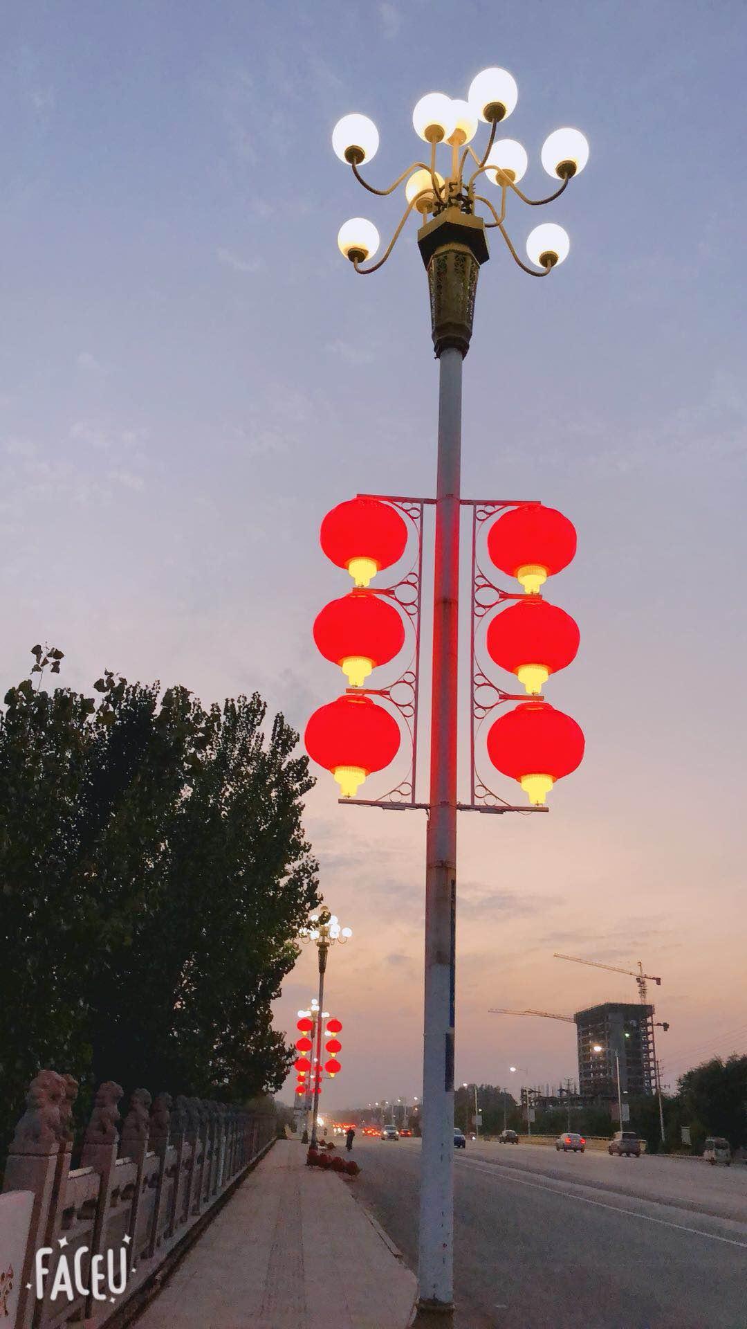 pvc灯笼