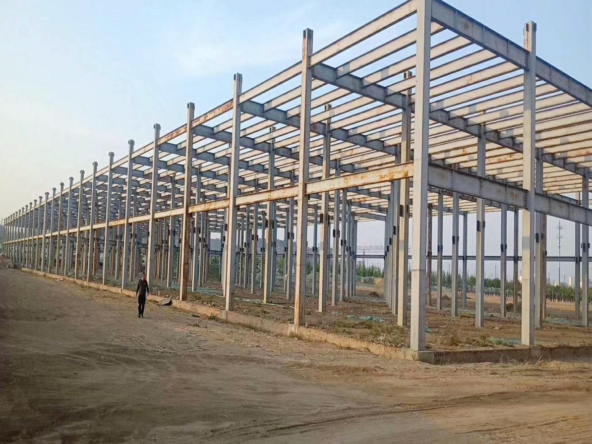 二手钢结构大棚