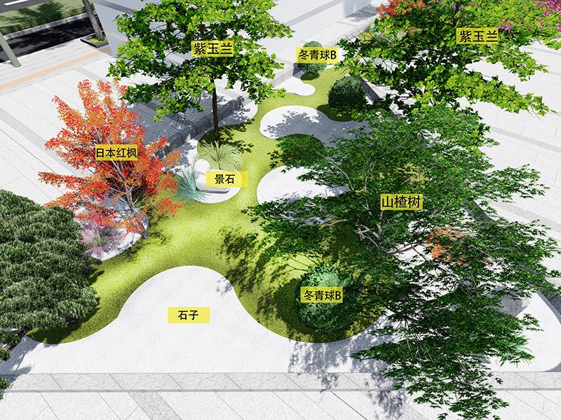 兰州园林景观规划设计