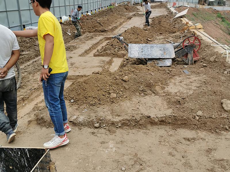 青海园林景观专业施工