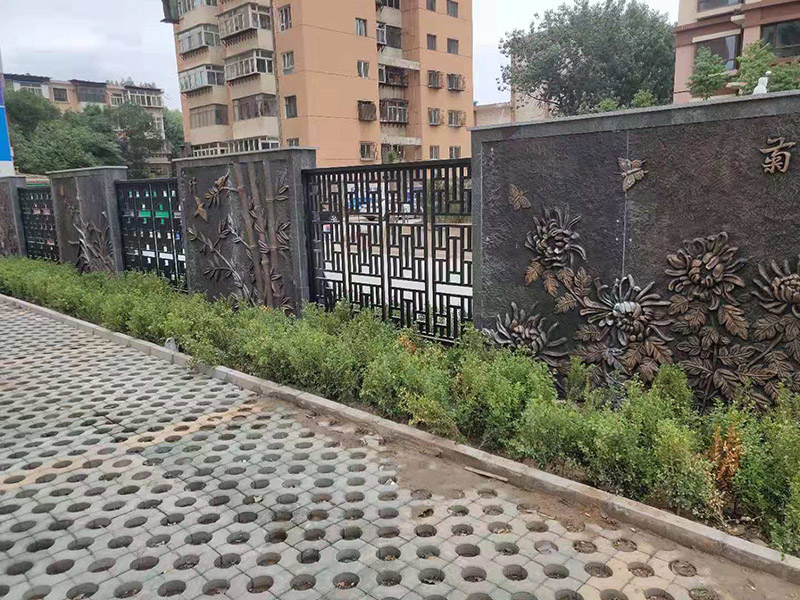 庆阳园林景观施工公司