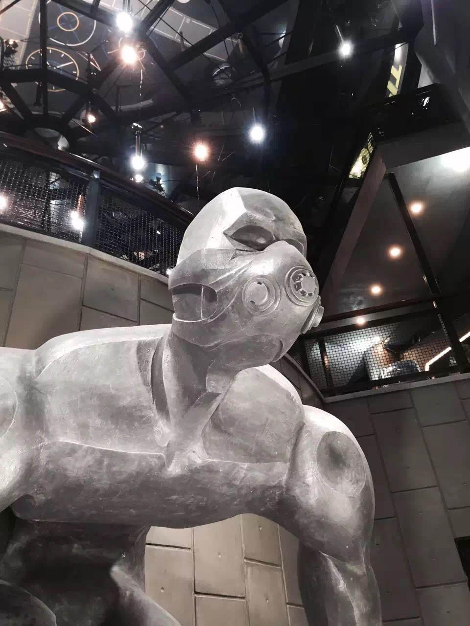 雕塑设计机构
