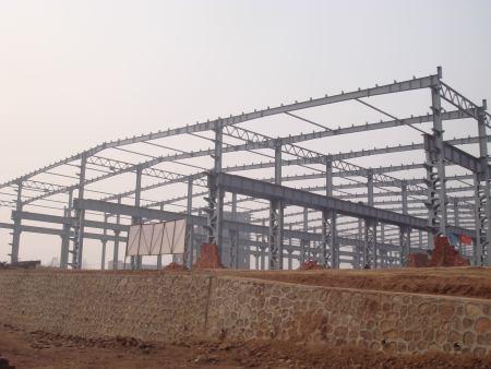 沈阳钢结构安装