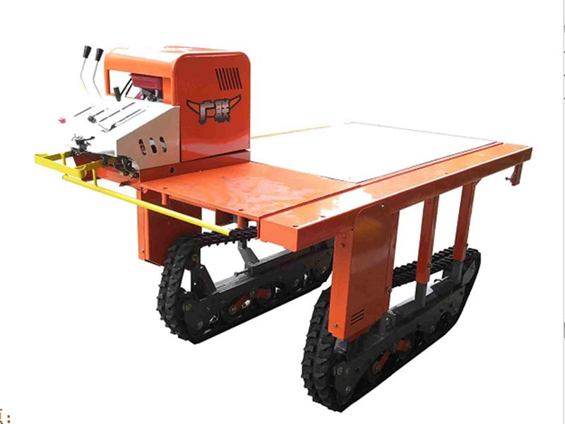履带自走式高床作业机