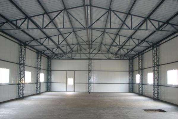 南宁钢架构厂房