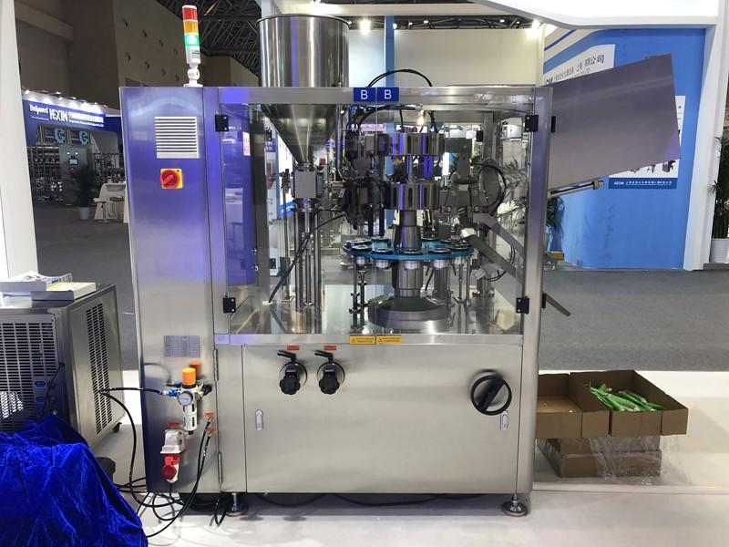 温州大舟机械有限公司精彩亮相第59届(秋季) 全国制药机械博览会