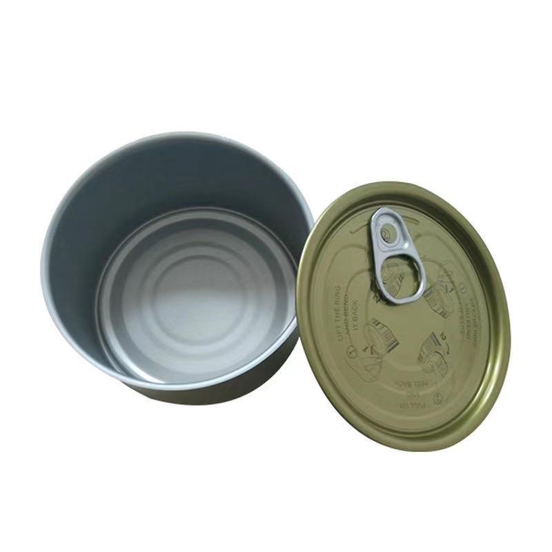 食品两片罐