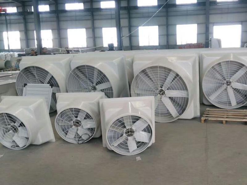 养殖场用玻璃钢风机