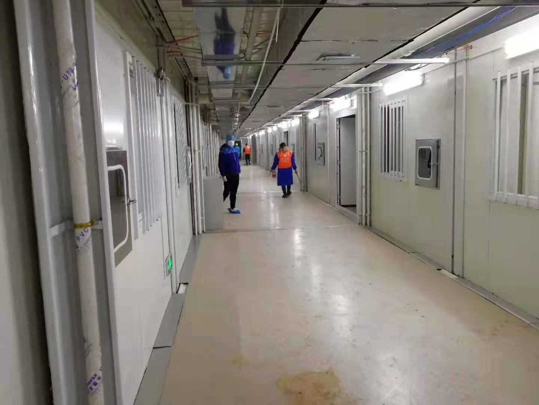 兰州方舱实验室