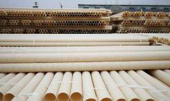 沈阳PVC双壁波纹管
