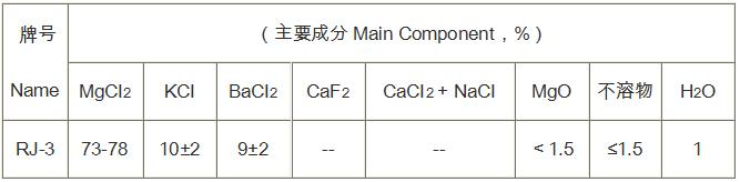 RJ-3熔劑