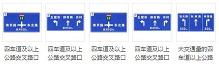甘肅道路標牌