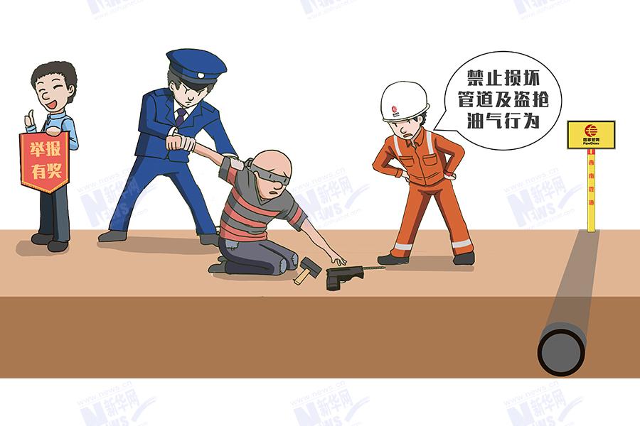 保护管道 人人有责