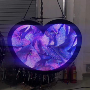 LED心形屏