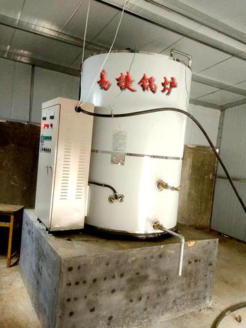 双舱式电开水锅炉