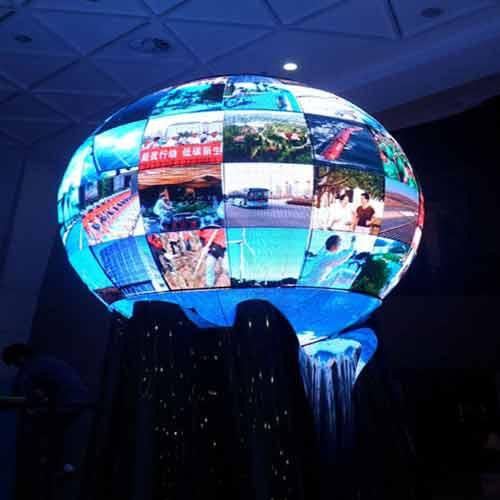 LED球形屏