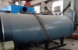 撫順生物質熱水鍋爐