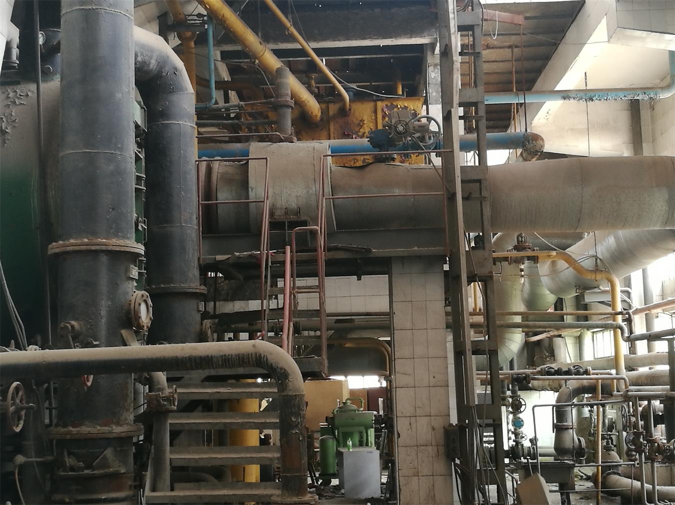 发电机组、锅炉等设备拍卖