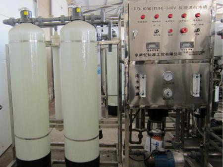 阜新软化水设备