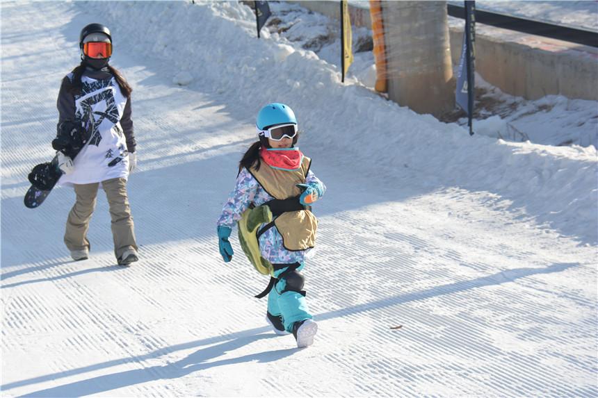 沈阳成人滑雪培训