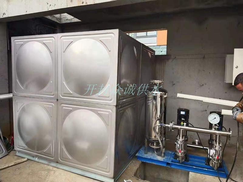 開封供水設備