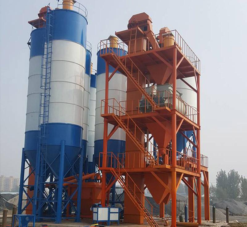 河南干粉砂漿生產設備廠家