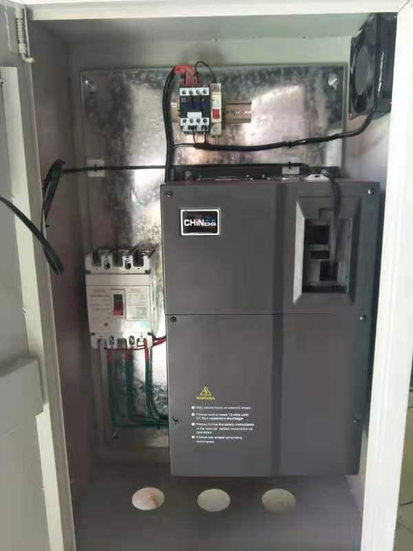 布袋除尘器PLC控制柜