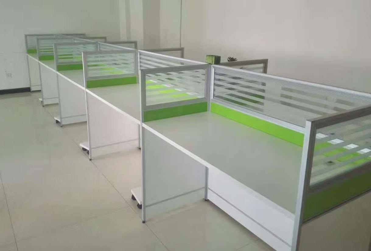 南阳屏风工位桌